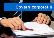 govern-corporatiu