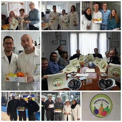Ercros celebrates the international day of diabetes prevention